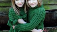 Yeşil Kız Kazak Modelleri