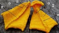 Ördek Ayağı Modeli Patiği Yapılışı