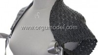 Siyah Bolero Modeli
