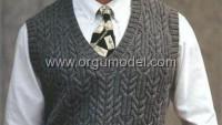 Erkek Süveter Modeli