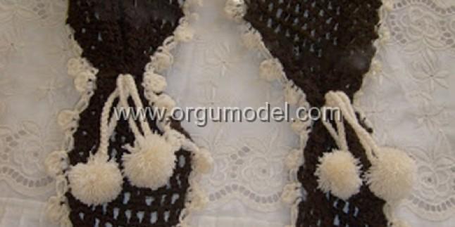 Ponponlu Fular Modeli