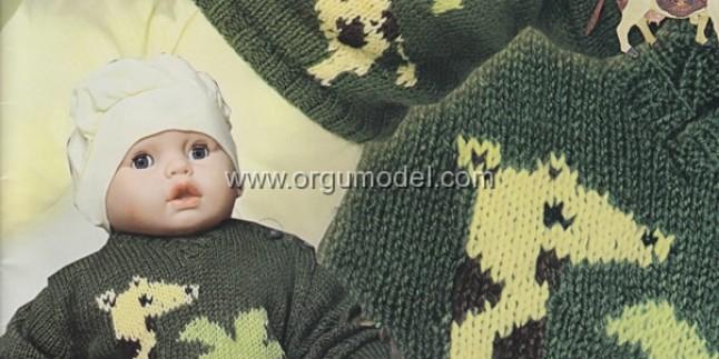 Bebek Kazağı Yapılışı