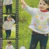 Çiçekli Örgü Çocuk Bluzu Yapımı