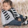 Bebek Hırka Atkı Bere Takımı Yapılışı