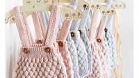Bebek Örme Tulum Modelleri